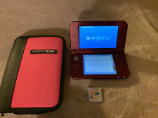 nintendo new 3ds xl Red Lot