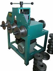 Elektric rollen pipe tube bender bending machine Ø16-76mm, (W-G76) IE