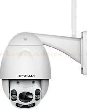 Foscam 2MP 1080P FI9928PW Waterproof PTZ WiFi Wired Outdoor Security IP Cameras