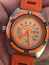 Aquadive profondità temporale modello 50 stordimento Arancione