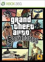 Grand Theft Auto: San Andreas - Xbox 360 - NEW & FREE SHIPPING