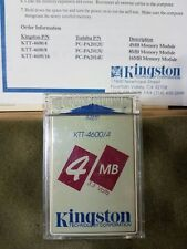 KTT-4600/4 KINGSTON 4MB MEMORY MODULE