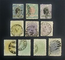 nystamps Brazil Stamp # 99/122 Used $33 J15y342