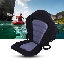 Hot Soft Padded Kayak Seat Detachable Back Adjustable Backpack/Bag Backrest US
