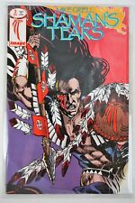 """1993 Image Comic's """"Shaman's Tears Issue #2"""" Fold-Out Poster Cover"""