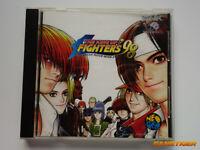THE KING OF FIGHTERS 98 Kof SNK Neo Geo CD JAPAN