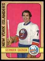 1972-73 O-Pee-Chee Germain Gagnon #200