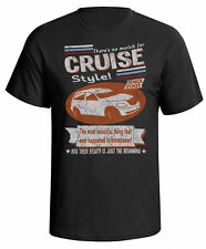 Mens Chrysler PT Cruiser 2001 Organic Cotton T-Shirt Retro Style Car Eco Gift