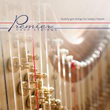 Premier Pedal Harp Gut Strings      Complete 3rd Octave Only 20% OFF thru April