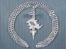 Final Fantasy Viii 8 Ff8 Necklace Ring Set