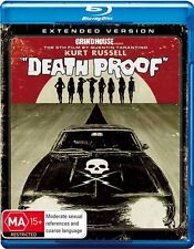 Death Proof (Blu-ray, 2009, 2-Disc Set) New, ExRetail Stock (D137)