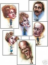 Fawlty Towers New POSTCARD Card Set