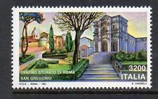 ITALIA Gomma integra, non linguellato 1991 sg2123 patrimonio artistico