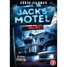 Jack's Motel (DVD, 2013) HORROR NEW SEALED Region 2 PAL