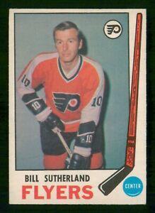 BILL SUTHERLAND 1969-70 O-PEE-CHEE 69-70 NO 172 VGEX  30320