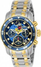 $995 INVICTA WOMEN'S DISNEY LIMITED EDITION CHRONOGRAPH BLUE DIAL WATCH 24133