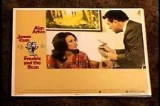 FREEBIE AND THE BEAN 1974 LOBBY CARD #7 ALAN ARKIN
