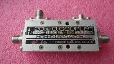 used Hrs 1.452-1.512Ghz 20dB Sma Rf microwave coaxial coupler