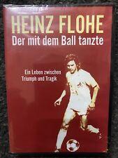 Heinz Flohe - Der mit dem Ball tanzte von Frank Steffan DVD verpackt
