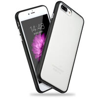 Practical Clear TPU Silicone Bumper Gel Hard Back Case Cover For iPhone 6 7Plus