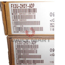 Mitsubishi FX3U-2HSY-ADP Programmable Logic Communication Expansion I/O Module