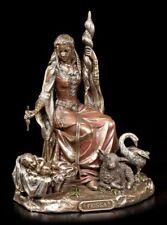 Frigga Figurine - nordique Déesse Le AMOUR ET MARIAGE // avant - VERONESE Viking
