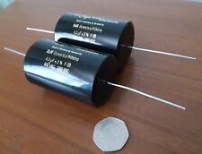 Condensatore Mundorf Mcap Classic 2.20 uF 400V filtro crossover cap audiophile