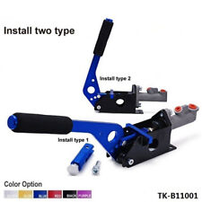 Universal Blue Hydraulic HandBrake E-Brake Type-2 Vertical/Horizontal Drift
