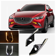 For Mazda CX-3 CX3 Daytime Running Light LED DRL fog lamp  2015 2016 2017 2018