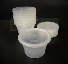 Satco 16oz contenitore di plastica vasca da bagno Baby Food Salsa Pasta Spaghetti Pentola Riutilizzabile