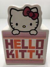 Hello Kitty Coin Bank 2012 Collectable Sanrio Piggy Jar Room Decoration