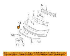 Saturn GM OEM 03-05 L300-Bumper Cover Left 22681686