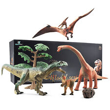 "11"" Large Tyrannosaurus Rex Dinosaur Toy Model Top Birthday Gift For Kids T-Rex"