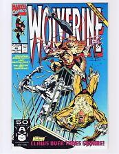 Wolverine vol. 2, #45, 1991 Marvel - NM (Unread copy)