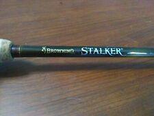 Browning Stalker 1 pc rod & Pflueger Criterion reel baitcasting combo