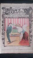 Revista Jean Que Rit N º 363 1908 Journal Demuestra que Aparecen El Viernes ABE
