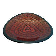 schaal driehoek mozaiek 35cm