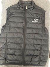 EA7 Emporio Armani Gilet/Body Warmer Black Medium Great Condition. RRP £120.