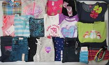 NWT Girls Fall Clothes Lot Size 7 7/8 Outfits Tops Dress Jeans Sweater Hoodies