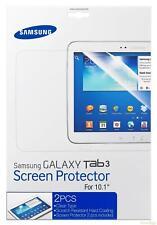 "Samsung 10"" Screen Protector Cover for Samsung Galaxy Tab 3 10.1 (2 Pcs)"