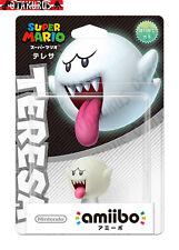 TERESA Boo Amiibo Nintendo Super Mario WII TU & NUOVO 3DS Giappone