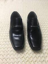 Dexter Comfort Memory Foam Zeke Mens Slip On Dress Shoes Black Size 8