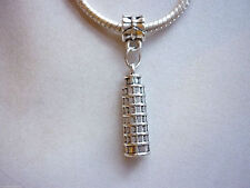 Alloy Silver European Jewellery Charms