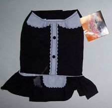 NWT Maid dress Dog Costume Size XL Halloween