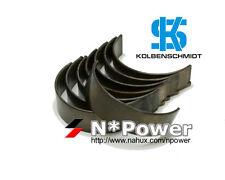 Kolbenschmidt CONROD BEARING SET 0.50 FOR Audi A6 1999-2001 2.4L V6 30V C5 APS