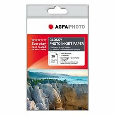 Agfaphoto Ap18020a6 A6 brillo - papel Fotográfico (brillo 180 G/m² 100 mm ...