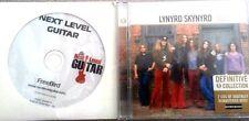 NEW! NEXT LEVEL GUITAR FREE BIRD LYNYARD SKYNYRD 2 HOUR GUITAR LESSON DVD + CD