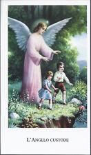 L'ANGELO CUSTODE - SANTINO - AS014-001 - Ed. Paco