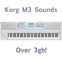 Most Sounds: Korg M3