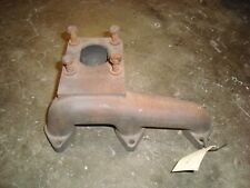 Ford 1320 1520 1620 Tractor Exhaust Manifold Sba135616600 Used With Gaskets